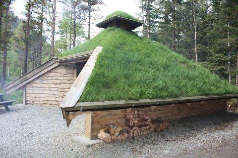 Brekka naturmøteplass i Gloppen, Sogn og Fjordane, er et eksempel på nærmiljøanlegg.