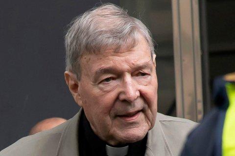 Kardinal George Pells.