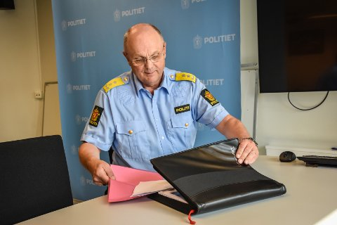 Ingar Bøen er politimester i Møre og Romsdal politidistrikt.