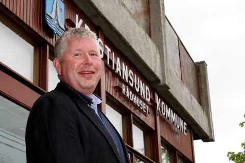 Ordførerkandidat Torbjørn K. Sagen