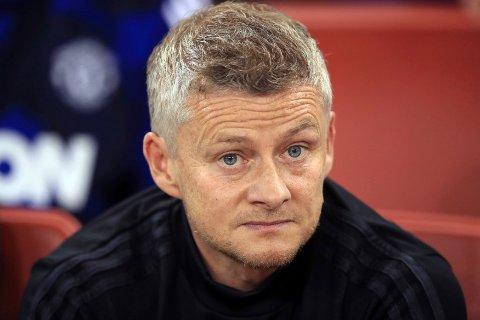 Fredag holdt Solskjær sesongens første pressekonferanse på treningssenteret Carrington.