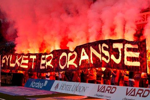 Supporterklubben Stormen reagerer på at flere personer beskyldes for rasisme etter kampen mellom Aalesund og KBK søndag.