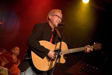 Konserten med Hans Olav Fagervik blir på Smøla søndag 6. desember i Vestsmøla samfunnshus.