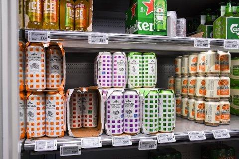 Kristiansunderen ble dømt for ti tyverier fra dagligvarebutikker i Kristiansund, ni av gangene stjal han alkohol, den tiende tok han med seg seks bokser alkoholfritt øl.