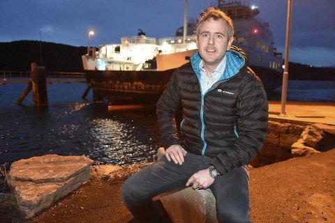 – Fjord 1 har allereie eit tynnslitt rennommé, og det er heilt umuleg å få svar på epostar vi sender. Det som foreslås er ikkje til å leve med, seier brukar Nils Håvar Øyås.