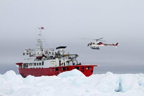 Nansen Polar Expeditions AS har kjøpt MS Nansen Explorer, tidligere kalt MS Nordsyssel.