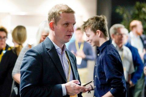 Sentralstyremedlem Erik Lunde leder arbeidet med å lage KrFs nye partiprogram. Han har spesielt trukket fram klima som et område der de må utvikle ny politikk.