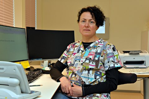 Helse Midt-Norge vil ikke lyse ut hjemmelen til øyelegespasialist Alexandra Wexler i Kristiansund en andre gang.