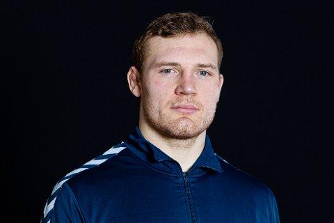 Felix Baldauf kjemper om OL-plass i bryting.