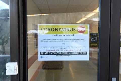 Koronaviruset får konsekvenser for hele samfunnet.