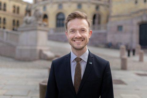 Vetle Wang Soleim vil ha ny giv for kommunesammenslåing med gratis tunnel mellom Averøy og Kristiansund.