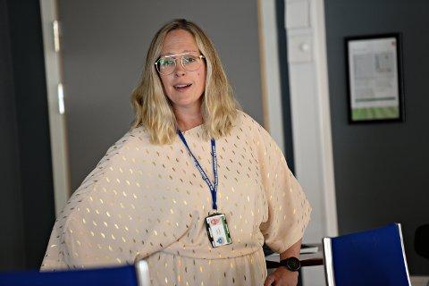 Birgitte Røsgaard er styreleder i KNH, Kristiansund og Nordmøre Havn IKS.