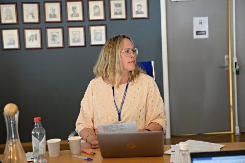 Birgitte Røsgaard, styreleder KNH, Kristiansund og Nordmøre Havn