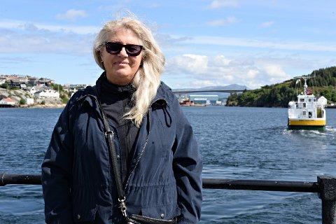Britt Kvande Eikrem startet i 2012 Facebook-gruppa «Du vet du er fra Kristiansund» som nå har over 15.000 medlemmer.