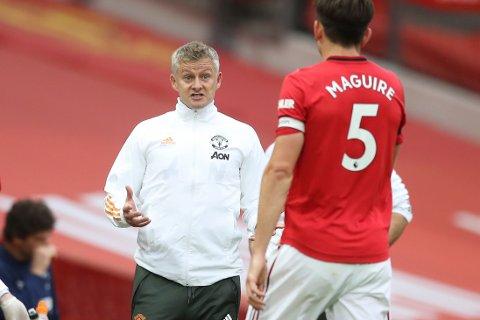 Ole Gunnar Solskjærs Manchester United lå under ved pause mot West Ham etter at Paul Pogba lagde straffe, men Mason Greenwood berget 1-1.