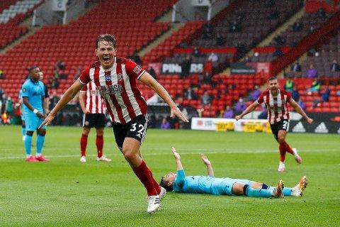 Sander Berge har imponert fotballeksperten Solveig Gulbrandsen siden han ankom til Sheffield United.