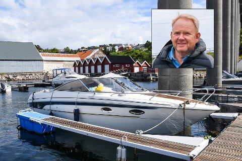 Rolf Bjerkås sin Yamarin 76 DC er funnet ved Moloen på Innlandet i Kristiansund. Tirsdag har alle de stjålne båtene som politiet vet om kommet til rette.