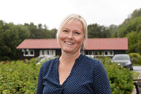 Få henvendelser bekymrer Carina Ellingvåg ved Nordmøre Krisesenter.