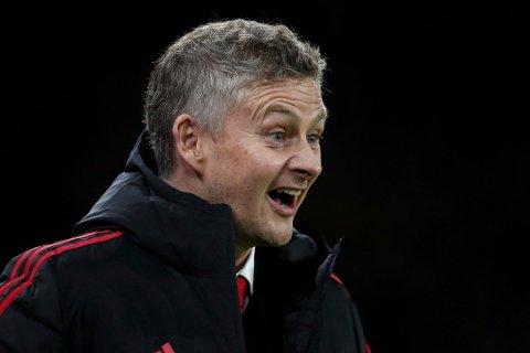Manchester United og Ole Gunnar Solskjær trakk Liverpool.