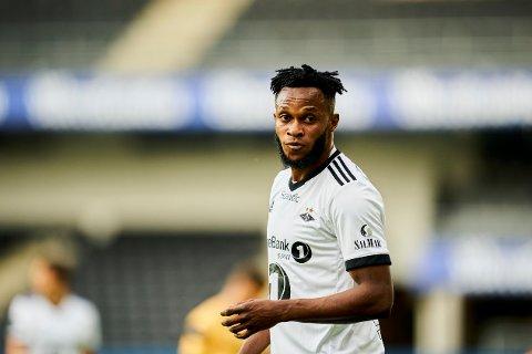 Samuel Adegbenro er på vei til svensk fotball.