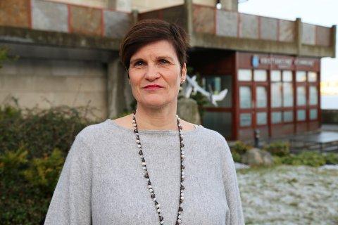 Kommunalsjef Christine Reitan.
