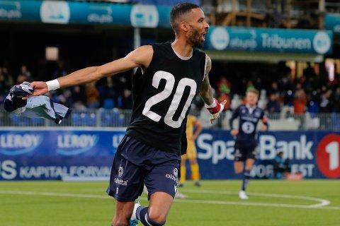KBK får rundt 2,5 millioner kroner for å selge Amahl Pellegrino til Damac FC.
