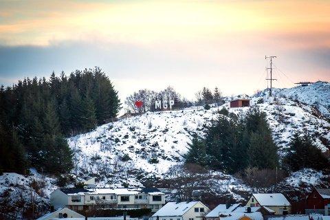 Kristiansund og Hollywood-skiltet blir en del av et innslag under MGP-finalen på NRK senere i vinter