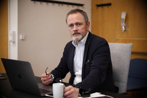 Arne Ingebrigtsen fikk bred tilslutning til å starte prosjektet «Morgendagens Kristiansund», som skal utarbeide tiltak for å effektivisere driften av kommunen.