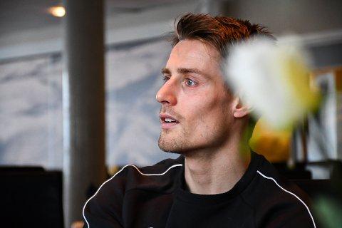 Kristoffer Zachariassen og Rosenborg.