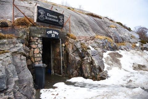 Bunkeren i Dalabrekka tilhørte tidligere sivilforvaret. (Trykk på pilen til høyre for å se flere bilder.)