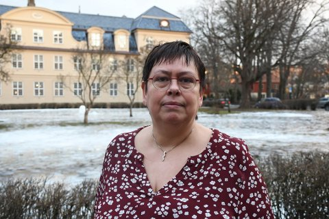 Ordfører i Trondheim, Rita Ottervik,