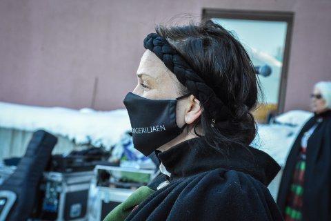 Anja Solvik følte på et håp, selv om føden i Kristiansund stengte mandag 8. februar.