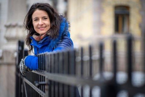 Oslo 20210201.  Stortingsrepresentant for Senterpartiet (Sp) Jenny Klinge. Foto: Heiko Junge / NTB / NPK