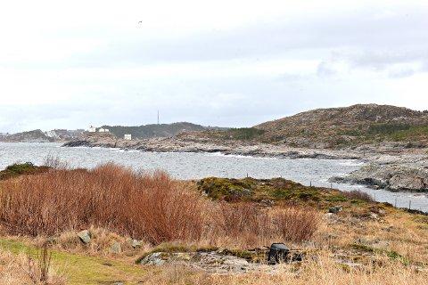 Averøy Seafood hadde planer om å bygge oppdrettsanlegg her på Tøfta ved Stavneset.