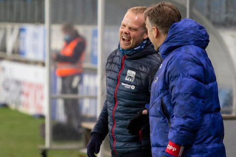 Christian Michelsen og Erling Moe møtes i første serierunde.