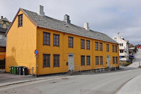 Sjømannshjemmet i Vågen er kjøpt av Havro, som eies av Hans Kristian Sæternes og Frode Stortiset.