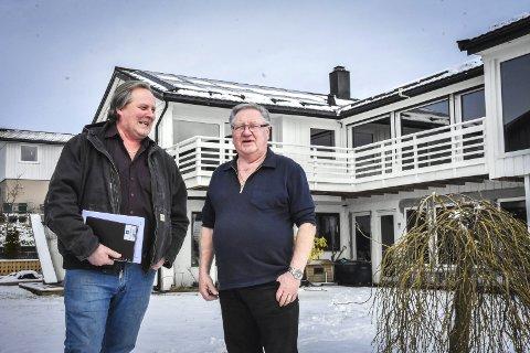 Godt kjent: Ødegaard og Ugelstad kjenner hverandre fra før. Ugelstad støtter gledelig opp under et lokalt firma – så lenge tilbudet er tilgjengelig.