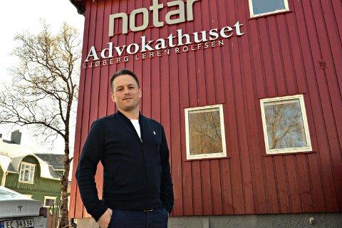 - Etterspørselen etter hytter er stor. Vi har tatt inn en del nye nå for salg, men det er rom for flere, sier Stig Flemmen, daglig leder i Notar Kristiansund.