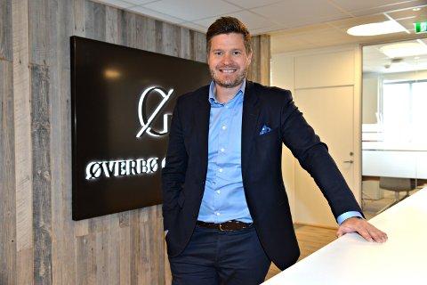 Advokat Lars Erik Grødal er utnevnt av Nærings- og fiskeridepartementet som styremedlem i Eksfin.