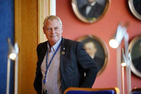 Kommunedirektør Morten Wolden er bekymret for utviklingen i Trondheim.