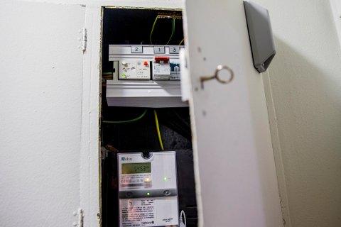 Sju huseiere, den ene av dem på Nordmøre, har gjennom en dom blitt pålagt å slippe nettselskapet inn i huset for å montere nye strømmålere.
