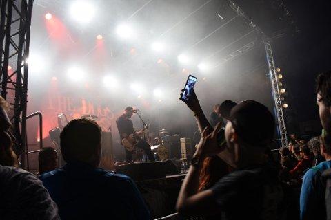 The Dogs på Skjærvafest i 2019.
