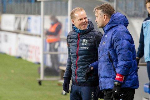 Det ble en ny jubelhelg for KBK og Christian Michelsen, mens Molde-trener Erling Moe trolig hadde tenkt seg tre poeng mot Vålerenga søndag. Molde falt ned til andreplass på tabellen.