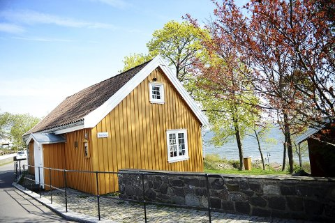 Munchs Hus: I fjor kom nær 8.400 mennesker til Åsgårdstrand for å se Edvard Munchs sommersted.