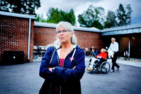 PÅ TOPP: Anne-May Hogsnes er den nye lederen i Tønsberg Frp.