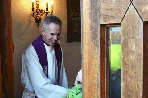 DROP-IN: På lørdag kan du eller barnet ditt bli døpt ved at du bare stikker inneom Stokke kirke.