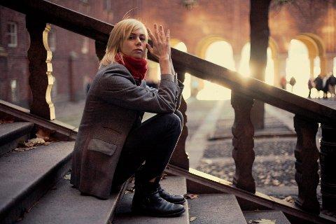 OPPLEVELSE: Anna Ternheim er en svensk indiepopdronning, og gjorde en magisk konsert på Nøtterøy kulturhus ifølge Einar M. Schistad.
