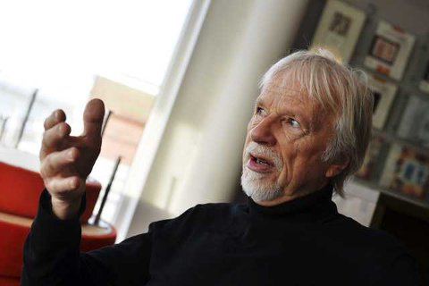 OPTIMIST: Jan Mehlum har stor tro på fortsatt langsiktig kinodrift på Brygga.