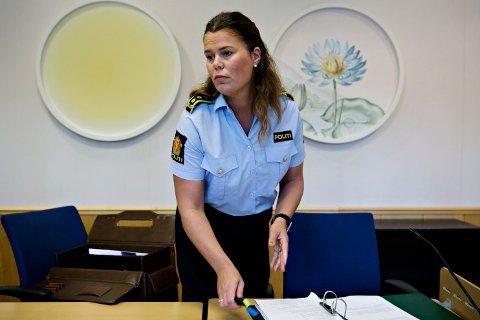 AKTOR: Lise Dalhaug førte saken for påtalemakten. Hun ba om at mannen skulle fengsles i sju år og ni måneder, men dommen ble sju år.