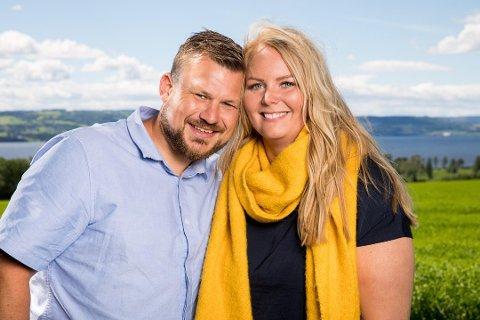 JAKTEN-EXIT: Erik Grytnes valgte å sende hjem Henriette Larsen i mandagens episode av «Jakten på kjærligheten».